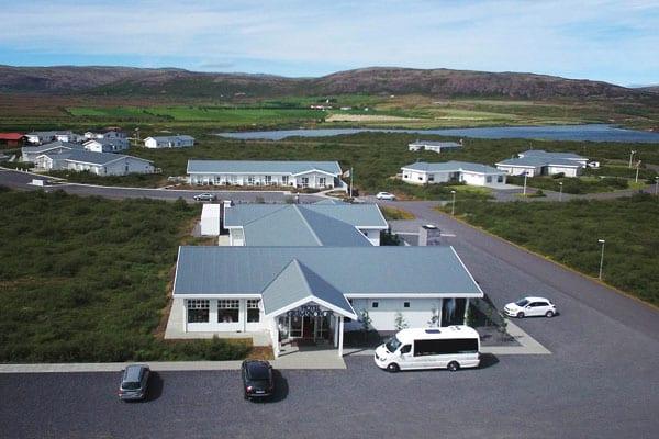 Hotel Grímsborgir