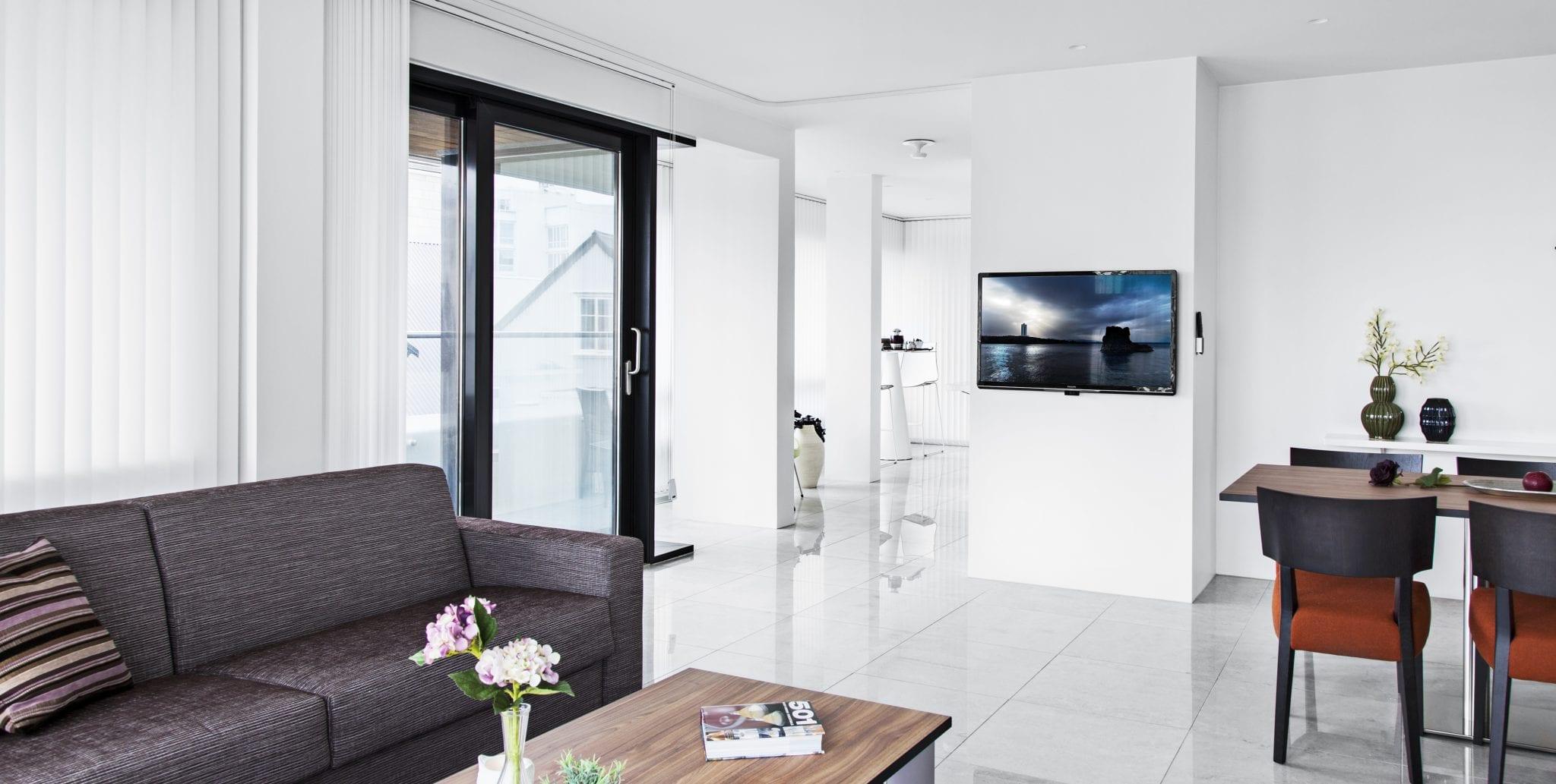 Deluxe Suite with 1 - 2 bedrooms